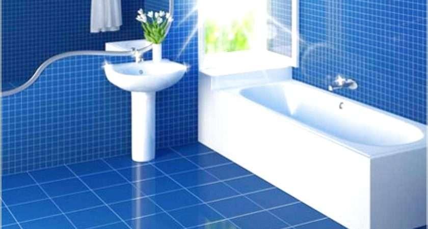 Small Bathroom Floor Tile Design Ideas Blue Difference