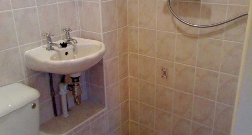 Small Bathroom Idea Turn Into Wet Room