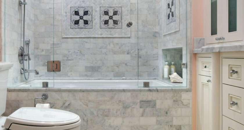 Small Bathroom Remodel Traditional San