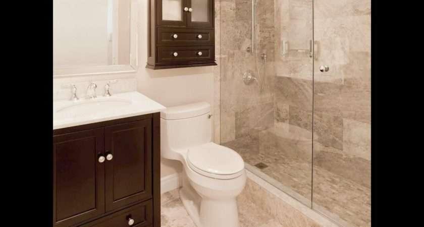 Small Bathroom Walk Shower Home Design