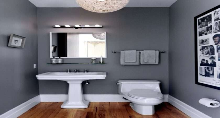 Small Bathroom Wall Colors Adorable Best