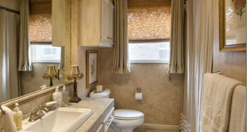 Small Bathroom Window Treatment Ideas Treament