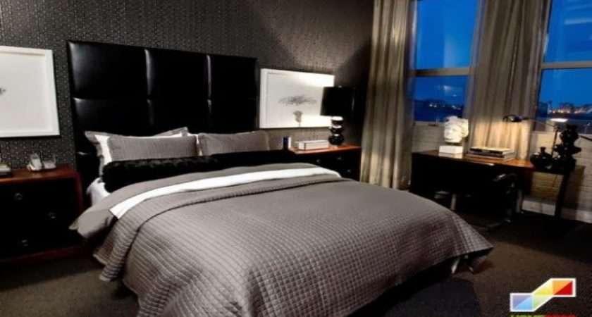 Small Bedroom Ideas Men Man Decorating