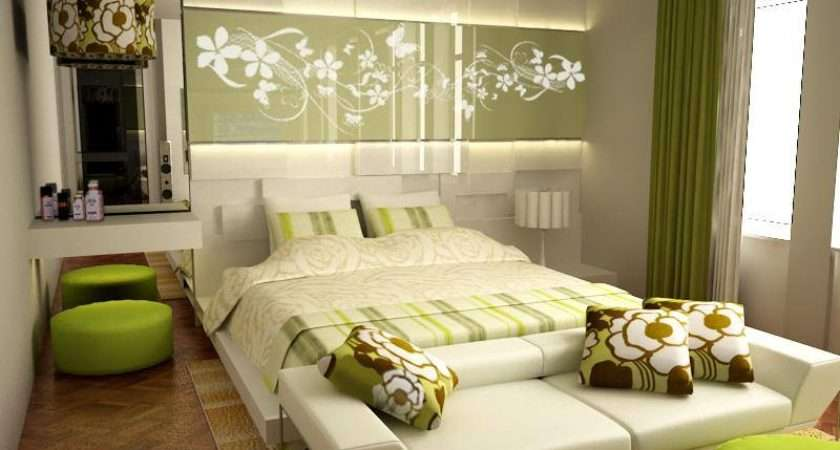 Small Bedroom Interior Design Ipc