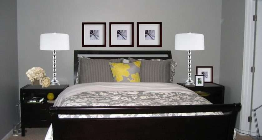 Small Bedrooms Decorating Ideas Grey