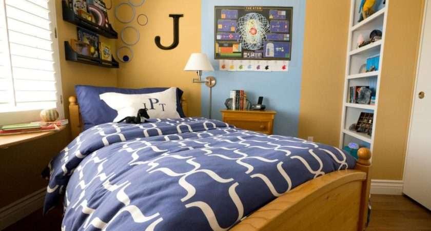 Small Boy Room Big Storage Needs Hgtv