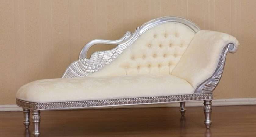 Small Chaise Lounge Plushemisphere Simple Collection