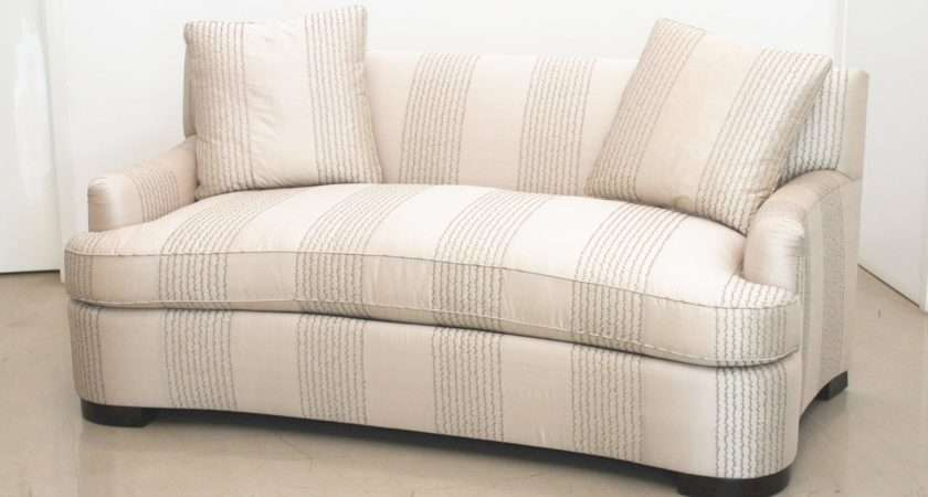 Small Comfortable Couch Home Design