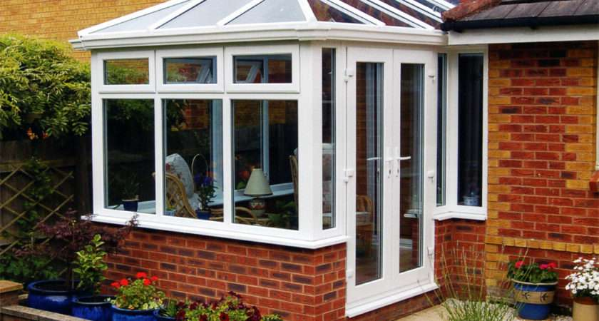 Small Conservatories Budget Cheap Conservatory Range