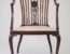 Small Edwardian Mahogany Tub Chair Loveantiques