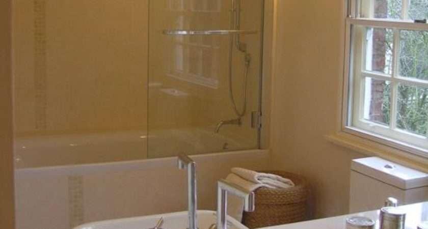 Small Ensuite Bathroom Home Design Ideas