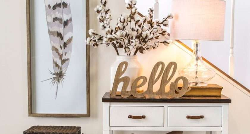 Small Entryway Ideas Space Decorating