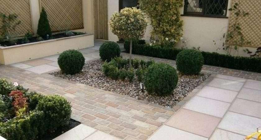Small Front Garden Ideas Grass