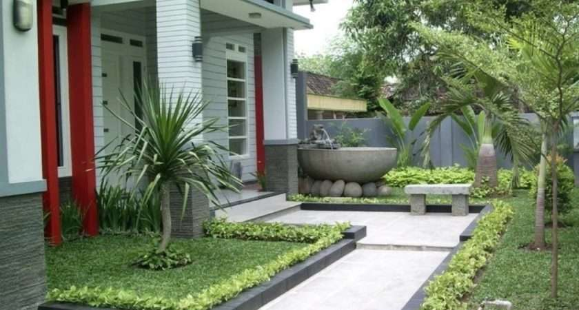 Small Front Garden Landscaping Ideas Amp Formal
