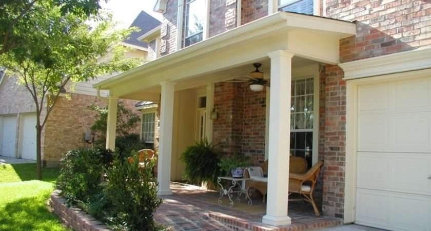 Small Front Porch Home Welcome Entries Porches Pinterest