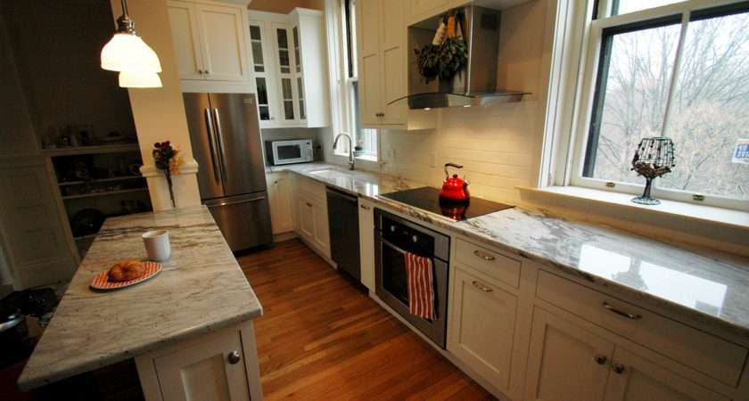 Small Galley Kitchen Remodel Swamijane Style