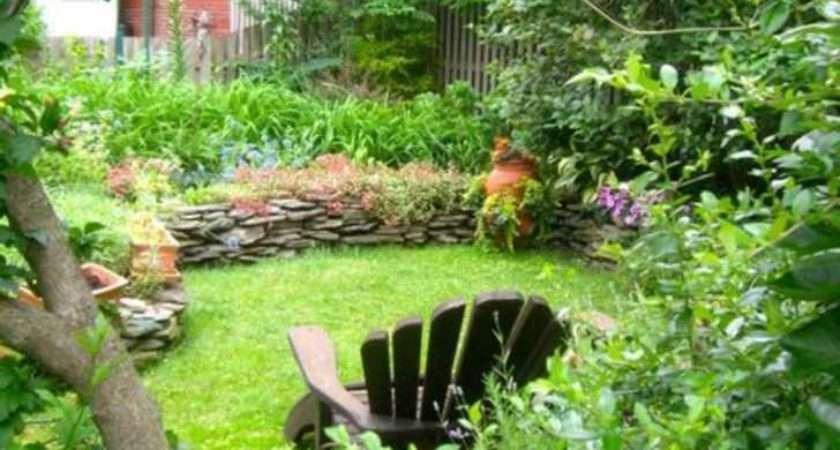Small Garden Decoration Ideas Gardens