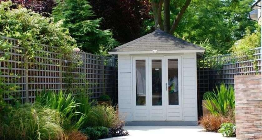 Small Garden Design Chiswick West London