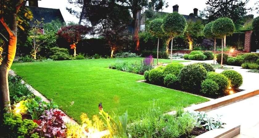 Small Garden Design London Dulwich Ideas Low Maintenance