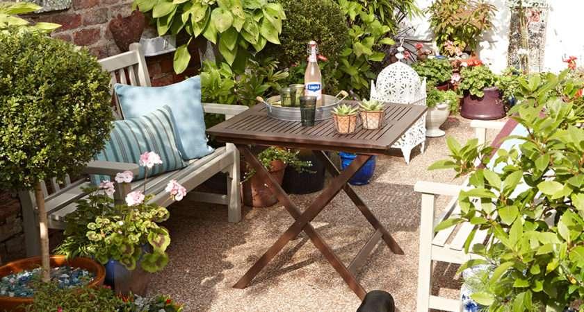 Small Garden Ideas Designs Ideal Home