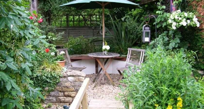 Small Garden Ideas Flowers Photograph