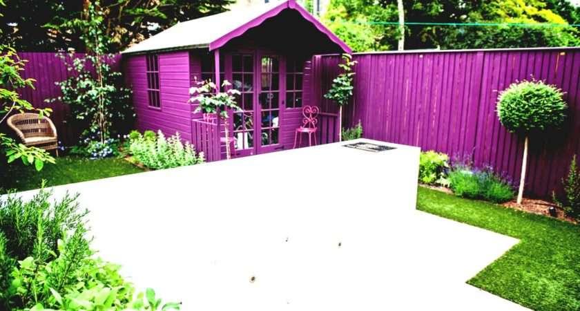 Small Garden Ideas Home Exterior Design Emejing