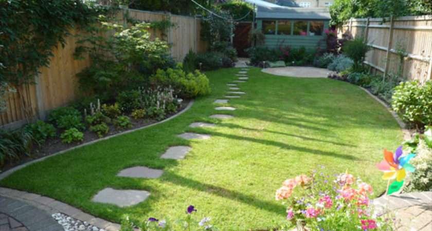 Small Garden Ideas Love