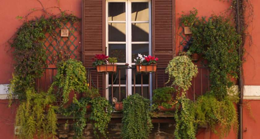 Small Gardens Balconies Decks Gardening Tips Garden Guides
