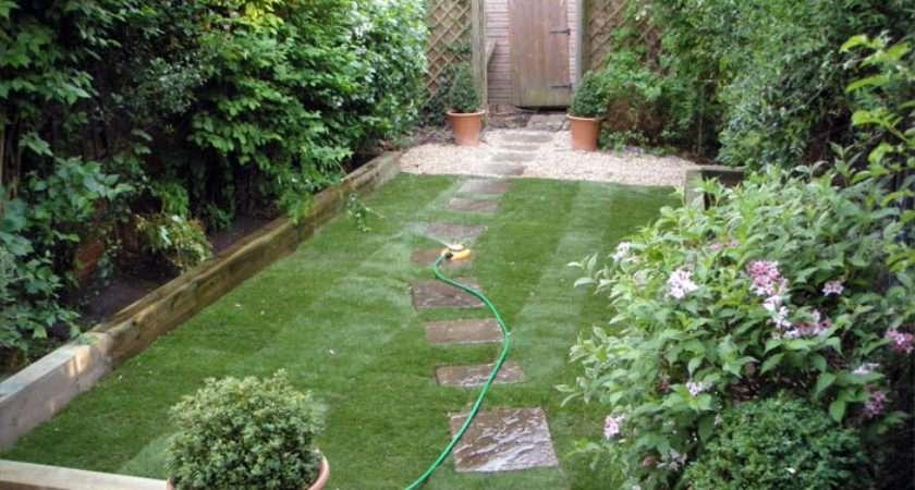 Small Gardens Ideas Cottage Berkshire Gardening Design