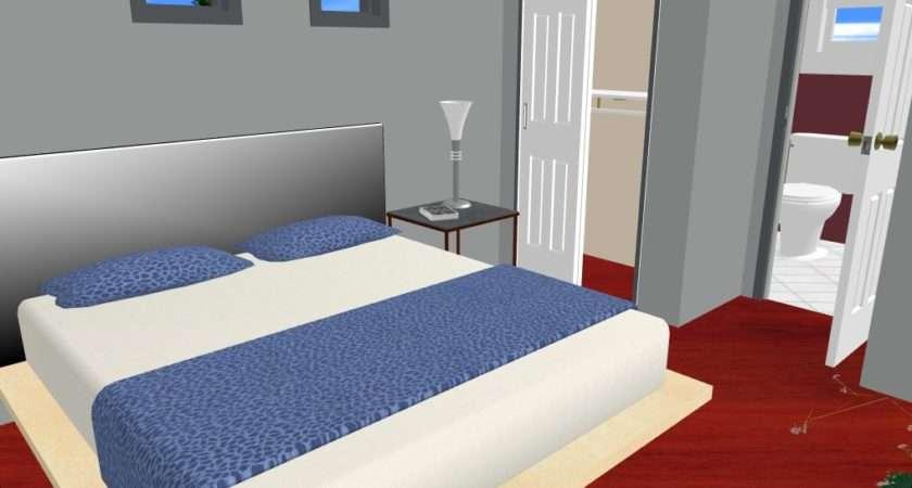 Small House Floor Plan Sawtooth Mountain Bedroom Into Bath