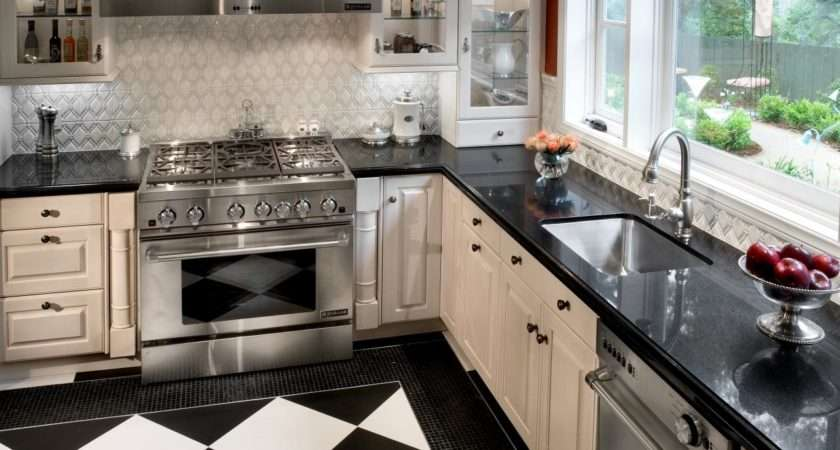Small Kitchen Design Smart Layouts Storage Photos