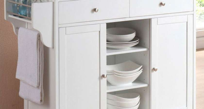 Small Kitchen Islands Your Tiny Freshome
