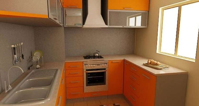 Small Kitchen Layouts Design Ideas