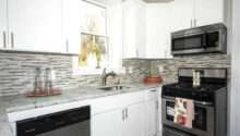 Small Kitchens White Cabinets Designing Idea