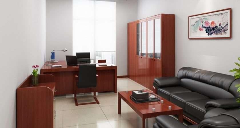 Small Office Interior Design Furniture Sets