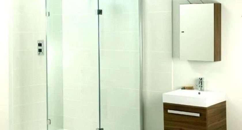 Small Shower Enclosures Bathrooms