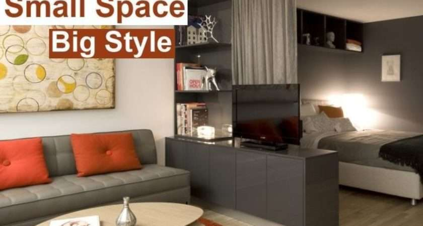 Small Space Contemporary Interior Design Ideas