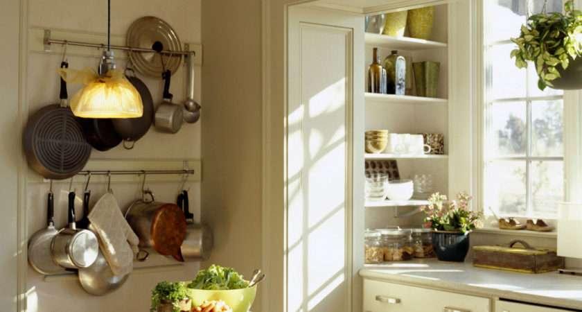 Small Space Decorating Kitchen Design Interior