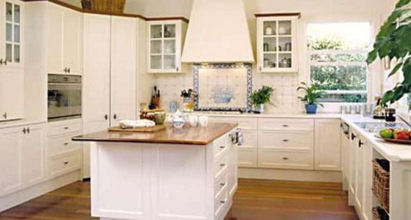 Small Square Kitchen Design Decor Ideas