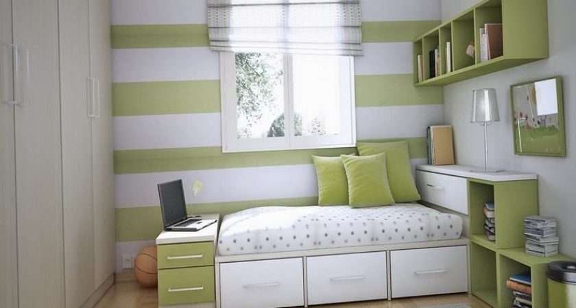 Small Study Room Design Some Very Smart Bedroom Storage Ideas