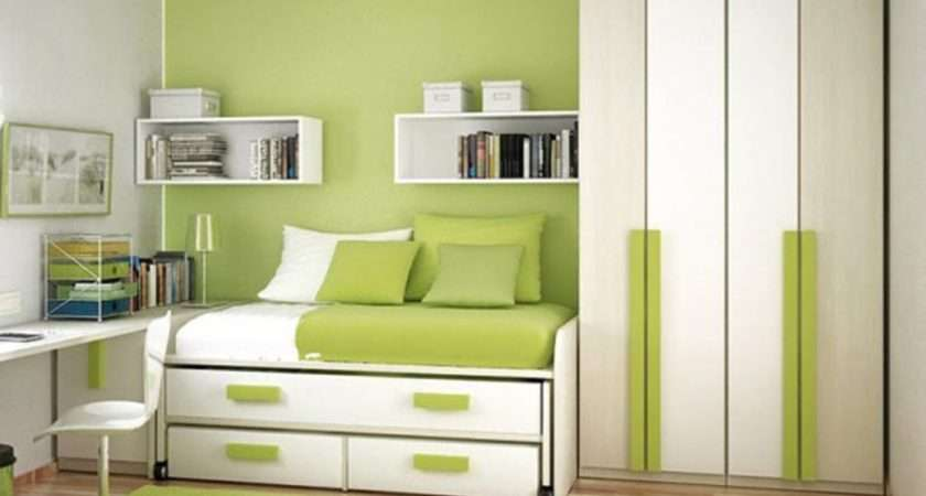 Small Teenage Bedroom Design Home Style