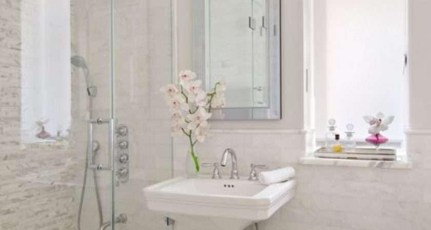 Small Traditional Bathroom Design Ideas Renovations Photos