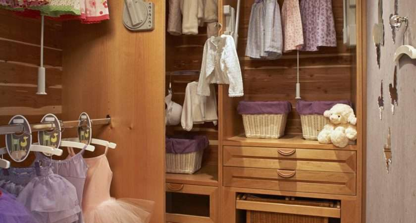 Small Walk Closet Ideas Girls Women