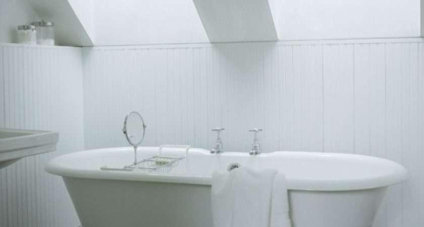 Small White Bathroom Design Ideas