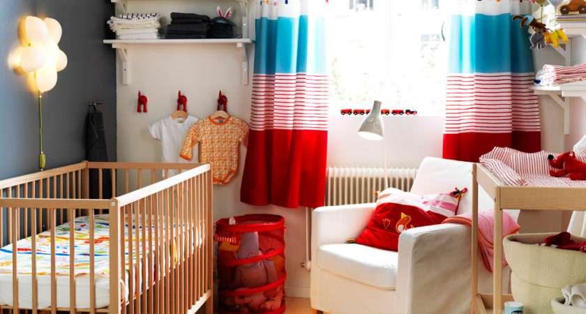 Smart Ideas Children Ikea Rooms Decobizz Small Nursery