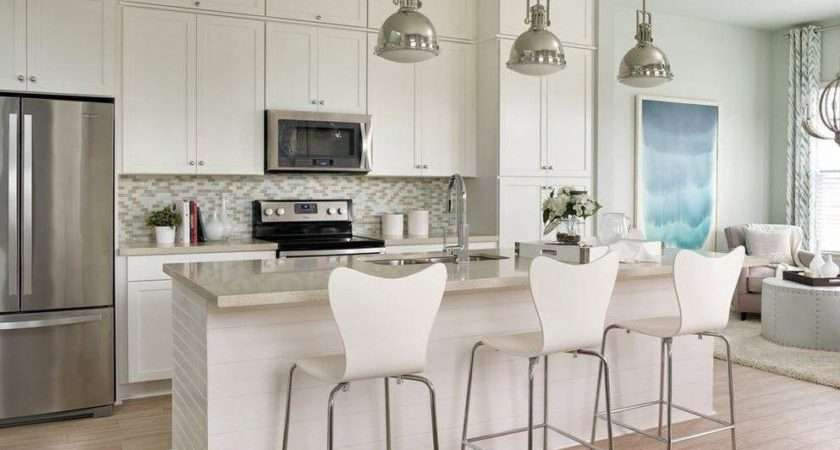 Smart Ideas Kitchen Living Room One Place