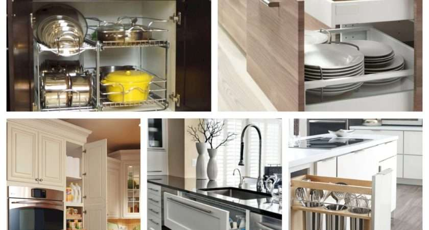 Smart Kitchen Cabinet Organization Ideas Godiygo