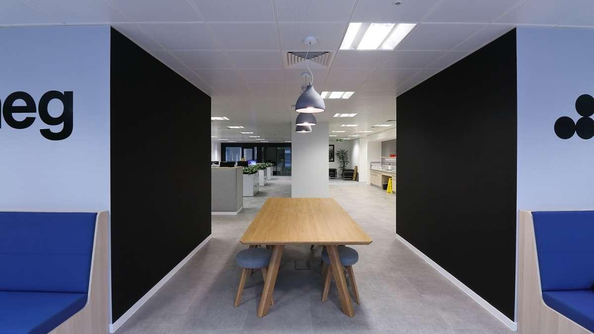 Smeg Oxford Design Fit Out Area