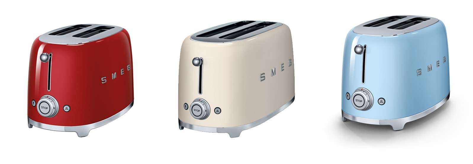 Smeg Retro Style Small Home Appliances Meet New