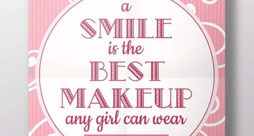Smile Best Makeup Famous Marilyn Monroe